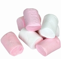 Pink & White Marshmallows