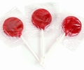 Red Lollipops - Cherry
