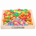 Oh! Nuts Wooden Candy Tray