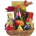 Sugar-Free Purim Basket
