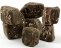 Black Coal Chocolate Rocks Boulders - 5 LB Bag