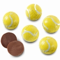 Milk Chocolate Sport Tennis Balls