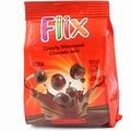 Flix Crunchy Bittersweet Chocolate Balls