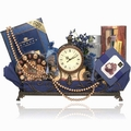 Royal Clock - Purim Gift Basket