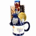 Hanukkah Ceramic Mug Gift
