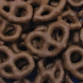 Dark Chocolate Coated Pretzels (Dairy)