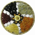 Tu Bshvat  Fruit & Chocolate Sectional Platter
