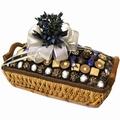 Hanukkah Gourmet Truffle Basket