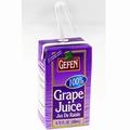 Grape Juice Box Drinks - 4-Pack