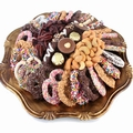 Chocolate Pretzel Charger Gift