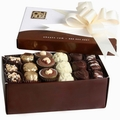 Passover Oh! Nuts Chocolate Truffle Gift Box - 18 Pc.