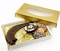 Chocolate Shofar Gift Box