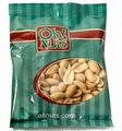 Roasted Salted Peanuts Snack Packs - 12CT Box