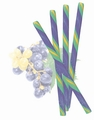 Sour Grape Candy Sticks