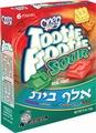 SOUR Tootie Frootie Alef-Beis Jellies - 6PK