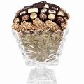 Chocolate Crystal Candy Dish