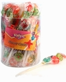 Flower Lollipops Bucket