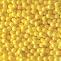 Yellow Shimmer Pearl Candy Beads