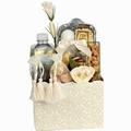 Ivory Shabbos Gift Basket
