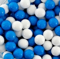 Hanukkah Blue & White Sixlets