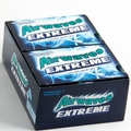 Airwaves Extreme Menthol & Eucalyptus Gum Pellets - 12CT Box