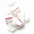 Red & White Salt Water Taffy - Peppermint