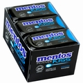 Mentos Kiss Sugar Free Candy Dispensers - Peppermint - 12CT Box