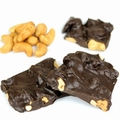 Dark Chocolate Cashew Bark
