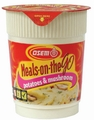 Mashed Potatoes with Mushrooms Cup - 12PK