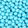 Powder Blue Shimmer Pearl Sixlets