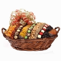 Extra Large Holiday Chocolate & Nut Basket