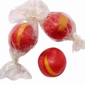 Red Hard Candy Balls - Washington Cherry