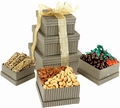 Elegant 3-Tier Gift Tower