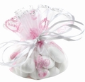 Baby Girl Organza Bags - 12CT Bag