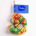 Milk Chocolate Mini Fish Mesh Bags - 24CT Tub