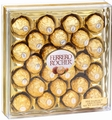Ferrero Rocher Chocolate Truffle Gift Box - 24 Pc.