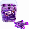 Grape Laffy Taffy Chews - 145CT Tub
