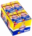 Elite Bazooka Sugar Free Gum Pellets - Strawberry Banana - 16CT Box