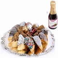 Chocolate Hand Dipped Hamantashen Platter