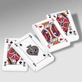 Dark Mint Chocolate Truffle Playing Cards
