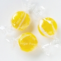 Sugar-Free Lemon Candy Buttons
