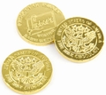 Passover Milk Chocolate Coins - 2 oz