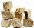 Gold Chocolate Rocks Boulders - 5 LB Bag