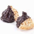 Passover Chocolate Dipped Coconut Macaroons - 10 oz