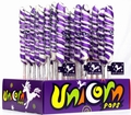Purple & White Unicorn Pops - Grape
