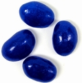 Gimbal's Dark Blue Jelly Beans - Blueberry - 10 LB Case