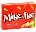 Mike & Ike Candy Theater Box - Tangy Twist (12CT Case)