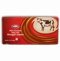Passover Milk Chocolate Bar with Nougat Creme - 12CT Box