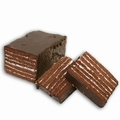Passover Chocolate Seven Layer Cake - 10 oz