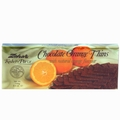 Passover Orange Chocolate Thins